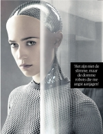 2016-04-14 (Den Haag) Turingeluurs.  Kunstmatige intelligenties in de films Her, Ex machina en Uncanny